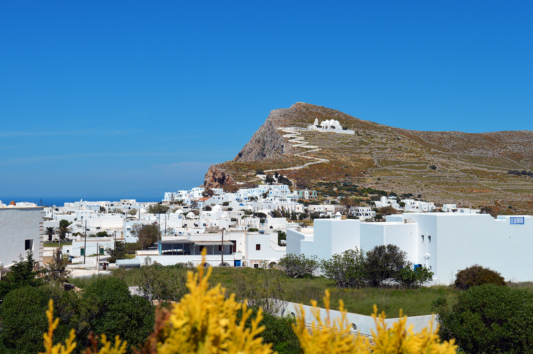 Horizon | Hotel Folegandros | Welcome